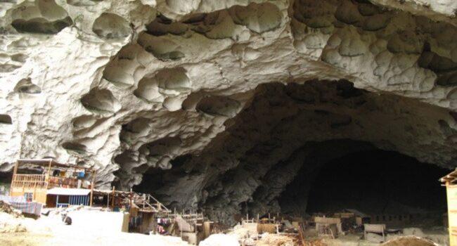 غارنشینان امروزی