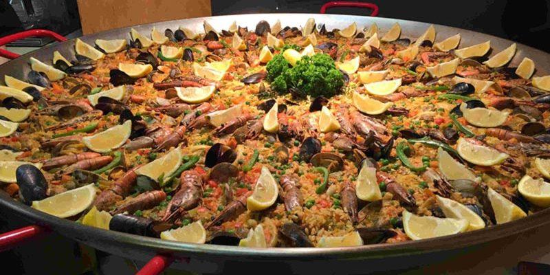 غذای معروف اسپانیایی