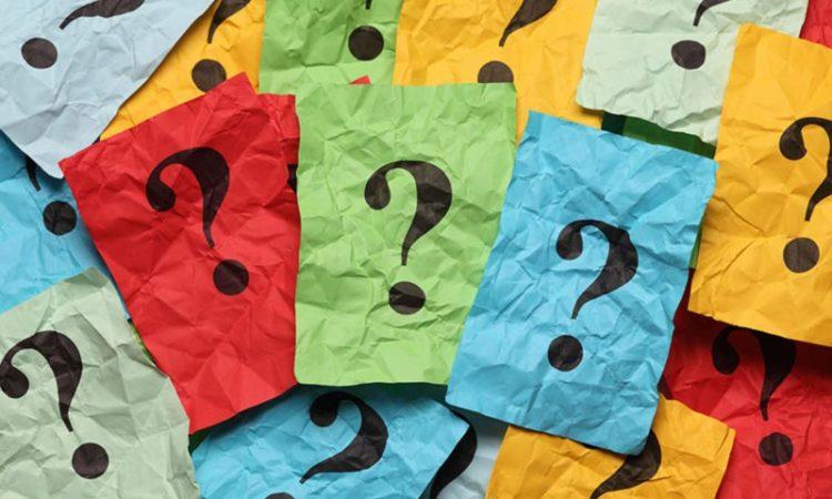 سئوال های یک مدیر