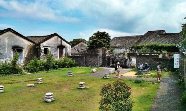 قلعه داپنگ (Dapeng)