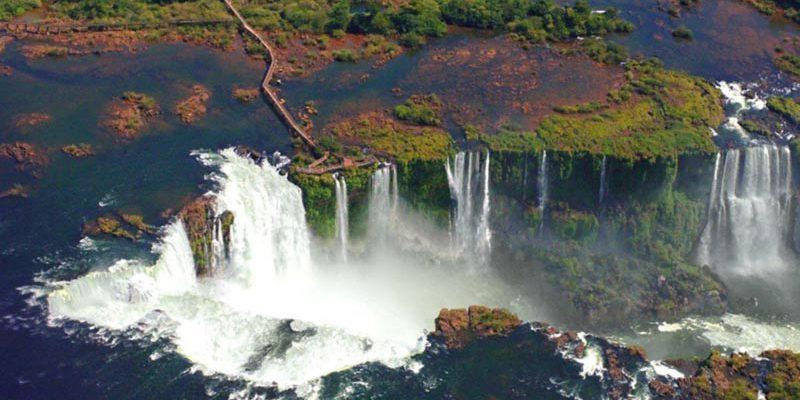 آبشار ایگواسو Iguazu Falls