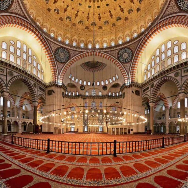 مسجد سلیمانیه Süleymaniye Mosque