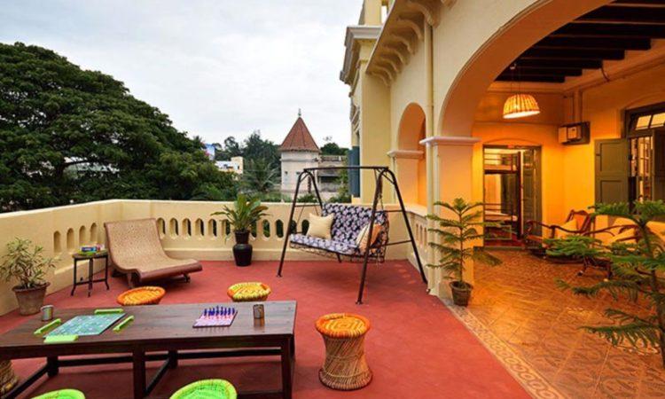 اقامتگاه های هندوستان