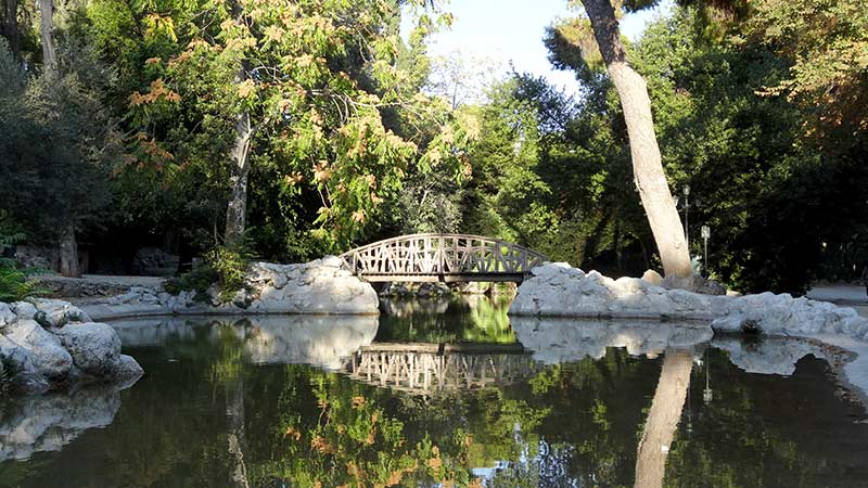 باغ ملی آتن