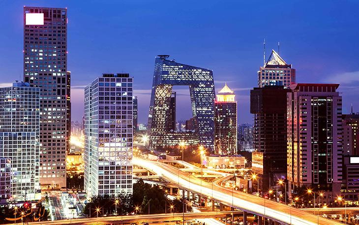 شهر پکن در چین