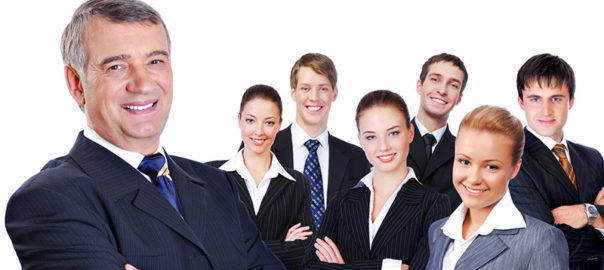 همکاری مدیر و کارمند