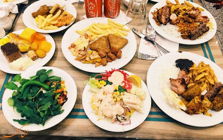 رستوران دانیال دبی