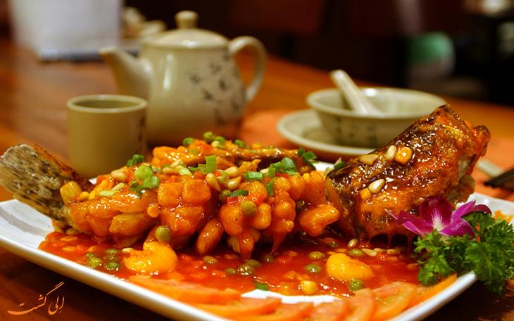 هزینه خورد و خوراک در چین
