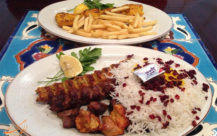 رستوران حاتم دبی