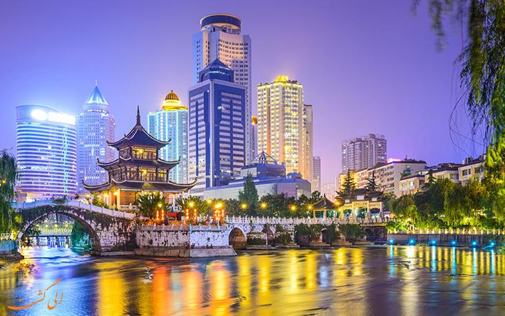 هزینه اقامت در چین