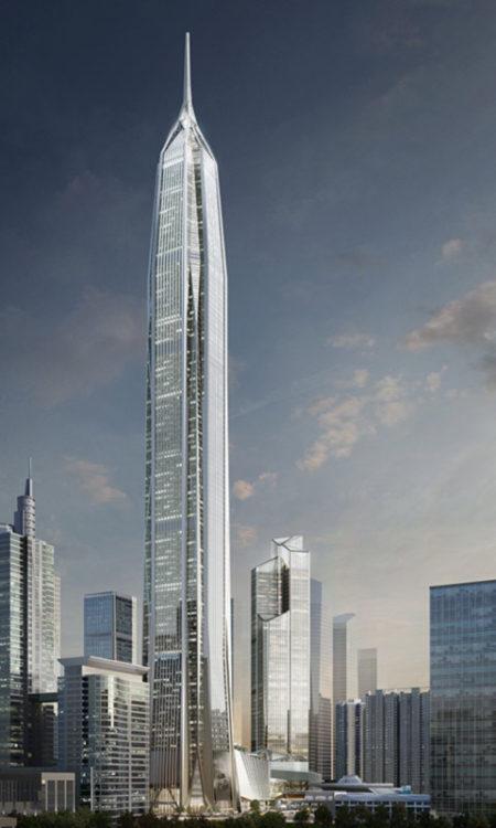 مرکز مالی بین المللی پینگ آن