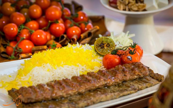 رستوران شایان دبی