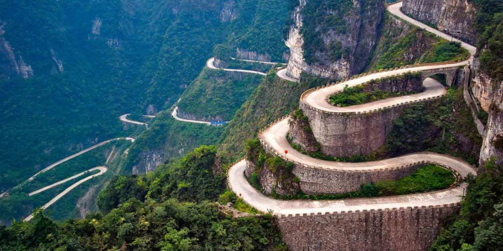 tianmen-mountain-road