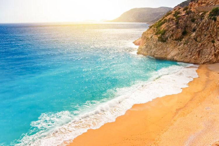 ساحل غربی آنتالیا