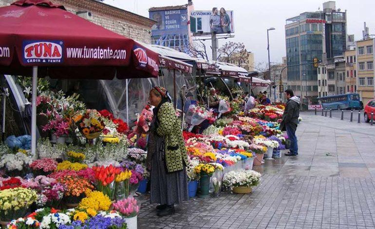 گل فروشی