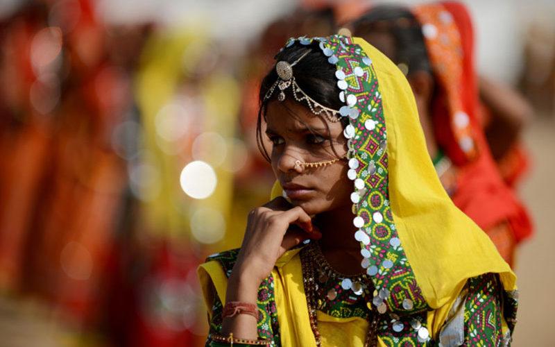 پوشش زنان هند