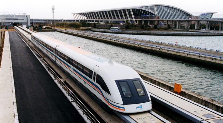 قطارهای شانگهای