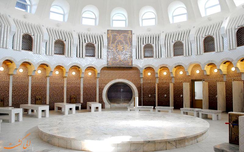 The Arasan Baths- گرمابه آراسان- 5 دلیل سفر به آلماتی
