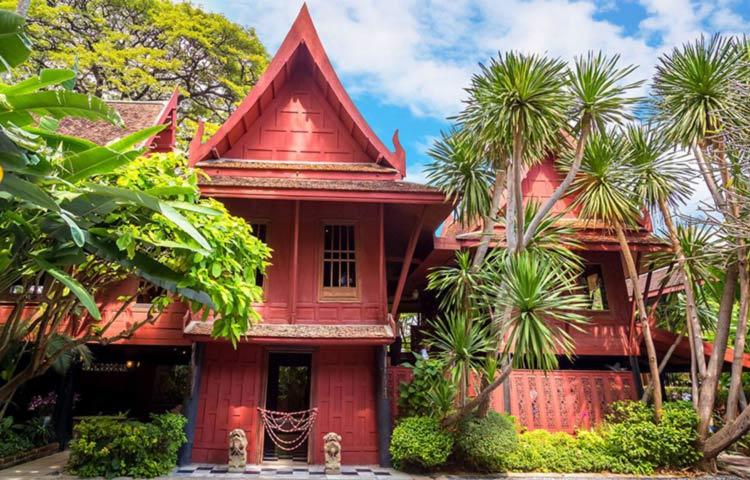 خانه جیم تامپسون در بانکوک