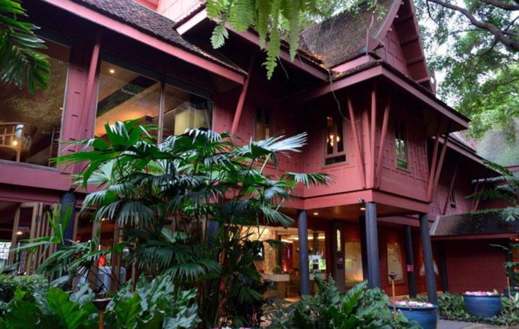 خانه جیم تامپسون در تایلند
