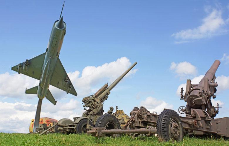 ابزارآلات جنگی