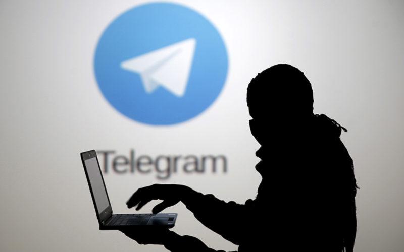 مشکلات تلگرام