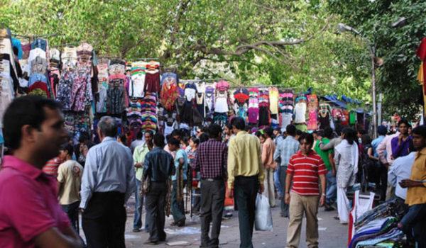 بازار جانپات Janpath Market