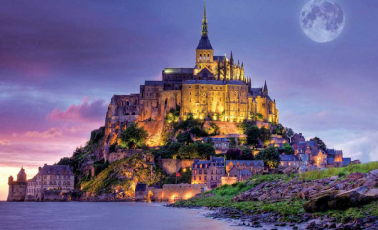 La Mont Saint Michel France