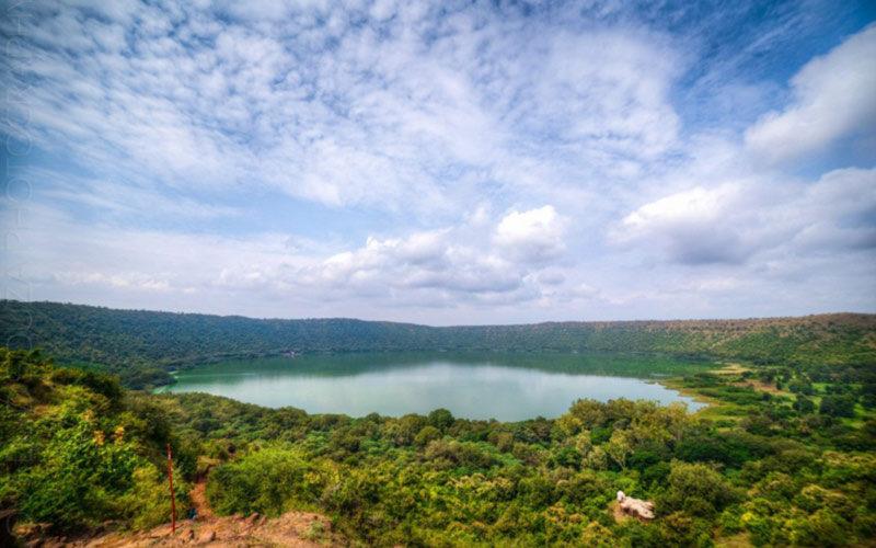 Lonar Lake, Buldnar, Maharashtra