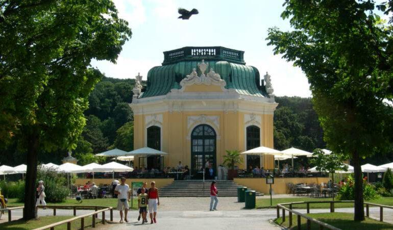 Tiergarten Schönbrunn Geschichte