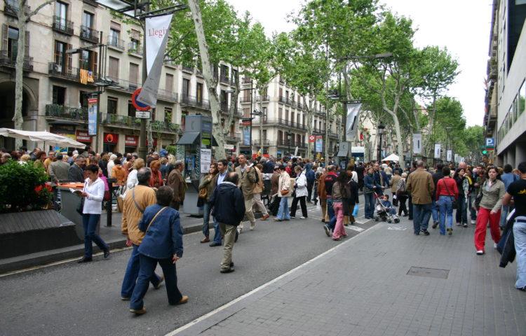 رامبلا، بارسلونا