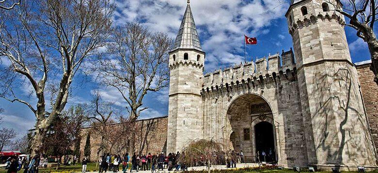 قصر توپکاپی- هتل لیبرتی استانبول