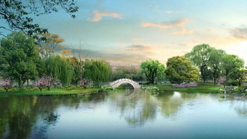 زیبایی های هانگزو
