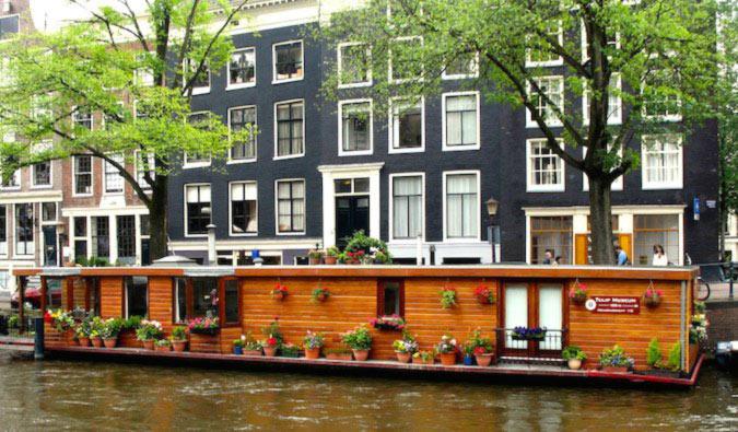 زیبایی های آمستردام