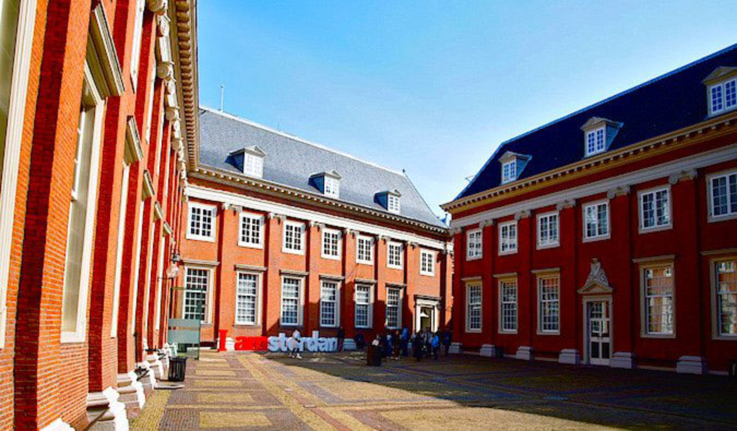ساختمان های آمستردام
