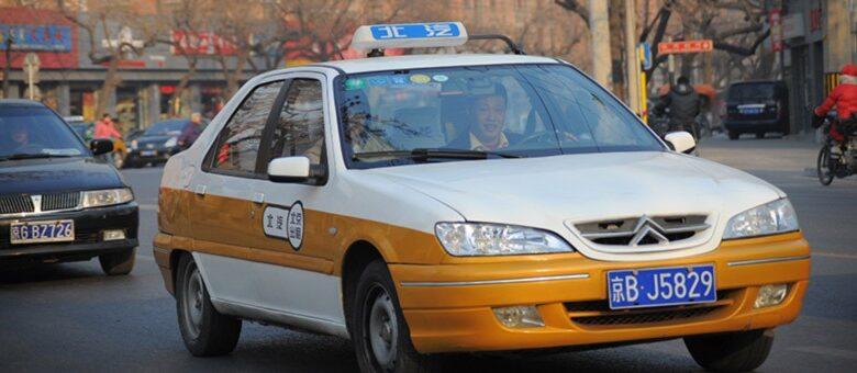 تاکسی های شانگهای