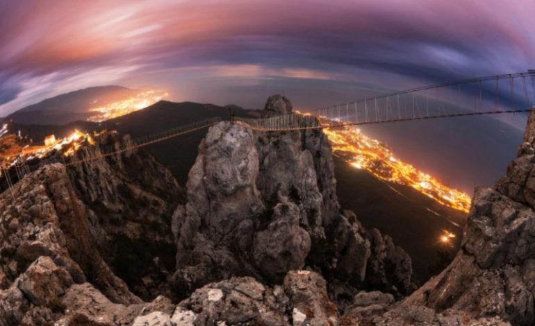 mount ai petri crimea ukraine