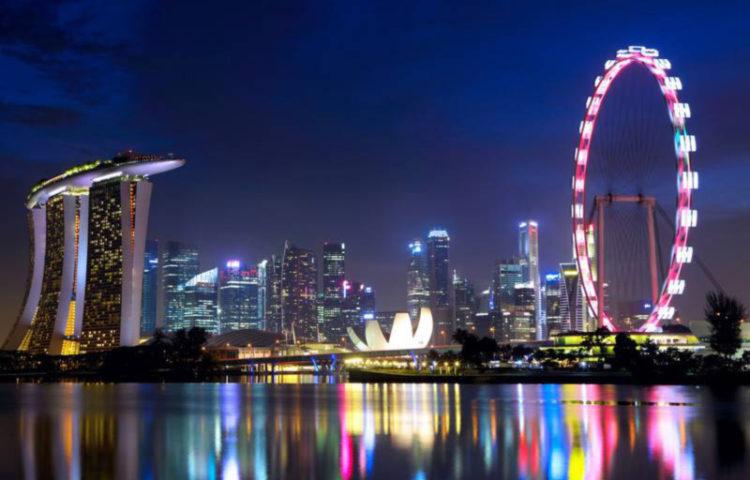 چرخ و فلک بزرگ سنگاپور