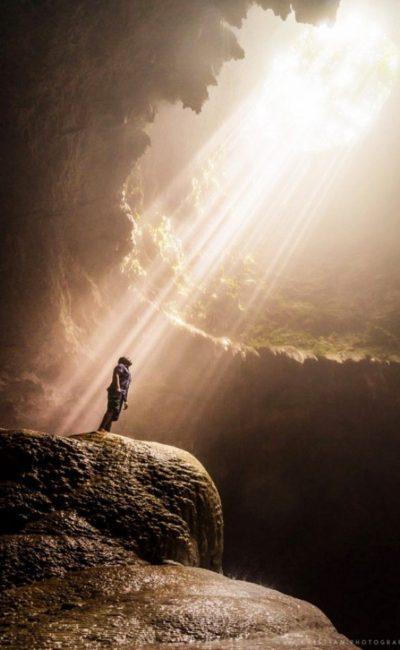 سفر به غارهای عمودی در یوگیاکارتا (Yogyakarta) در کشور اندونزی