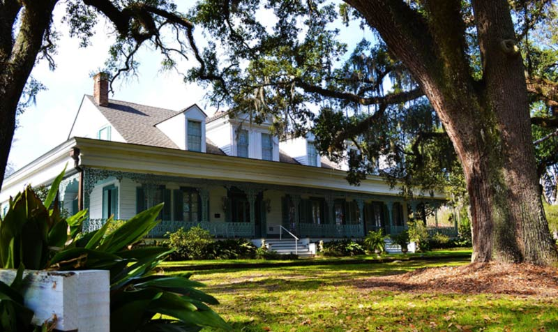 The Myrtles Plantation, St. Francisville, Louisiana