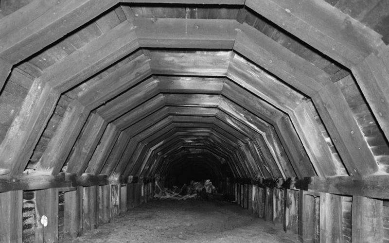 Shanghai Tunnels, Portland, Oregon
