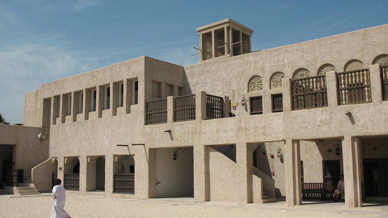 Sheikh Saeed Al Maktoum's House