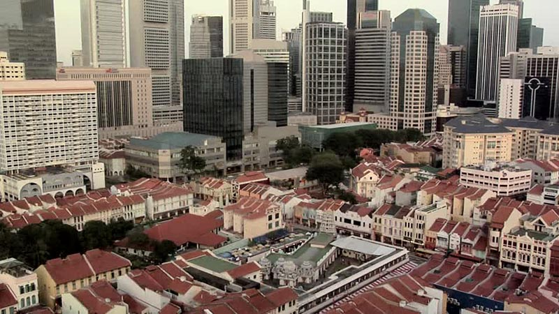 traditional building singapore