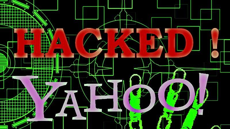 hacked yahoo