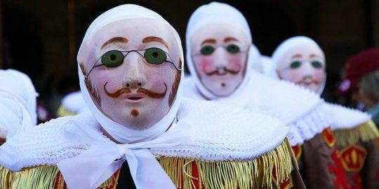Binche-Carnival