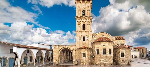 Church of Saint Lazarus Larnaca