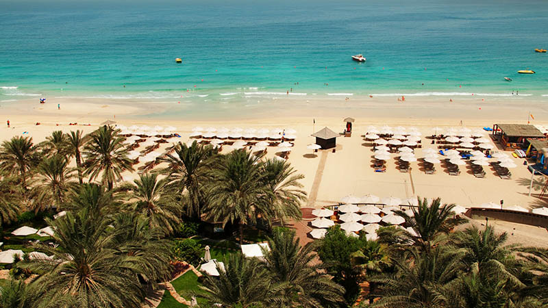 hilton jumeirah beach resort