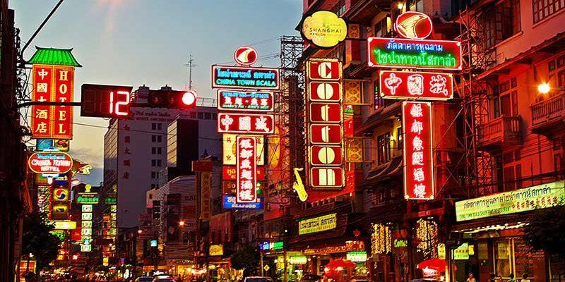 محله چینی های بانکوک