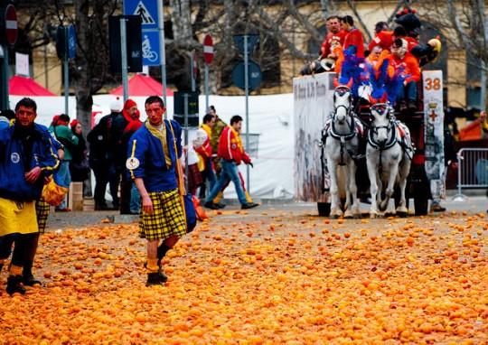 Ivrea-Carnevale