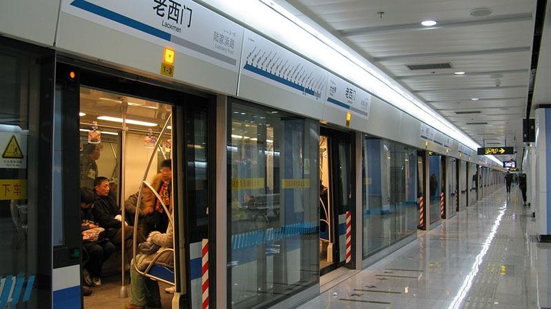 متروی شانگهای